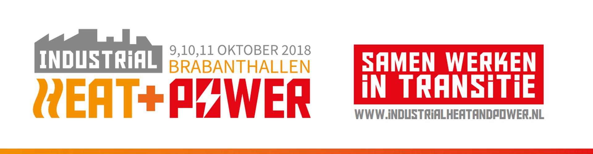 Elco Burners Industrial Heat & Power beurs (Den Bosch - 9,10,11 oktober)