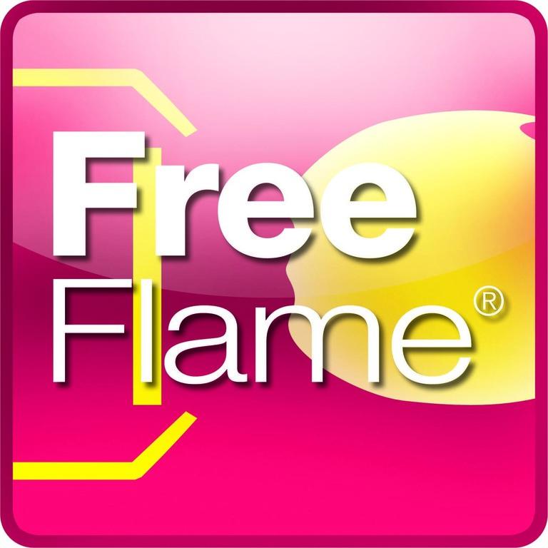 Picto freeflame