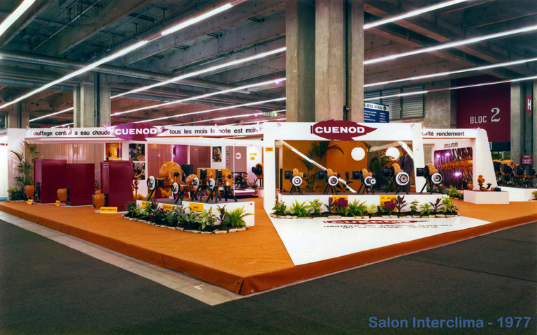 Cuenod Héritage Gallery 40_salon_interclima_1977-jpg