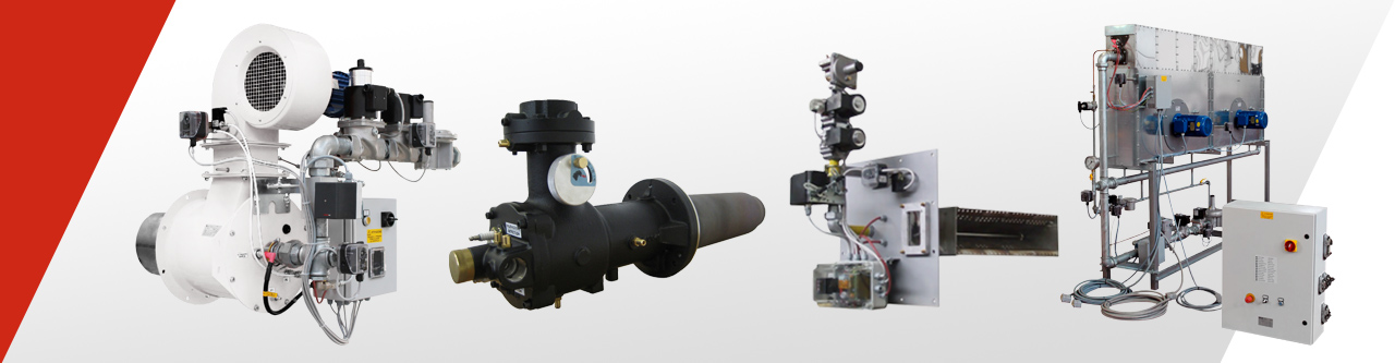 Elco Burners Light Process Applications